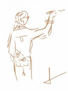 caricatura pablo
